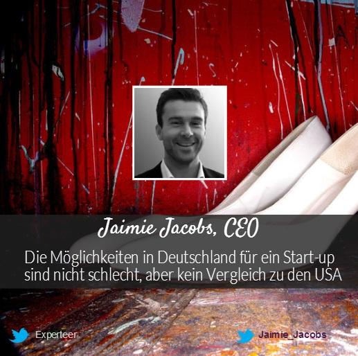 Florial Tremmel Jaimie Jacobs German startup
