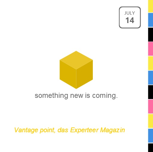 Vantage Point, das Experteer magazin
