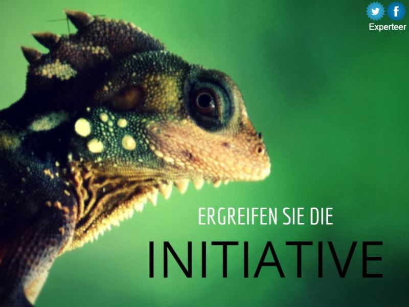 Initiativbewerbung