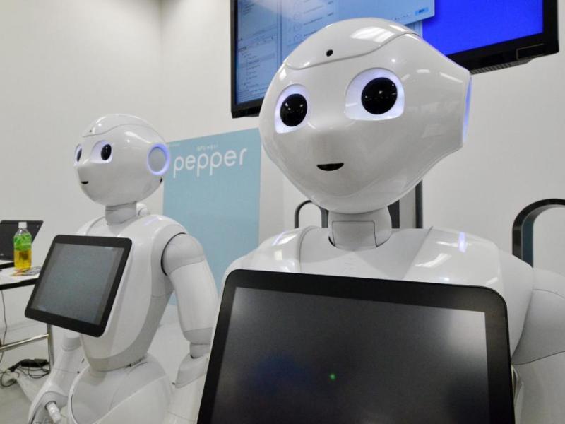 Führt der Sales Manager bald ein Team aus Robotern?