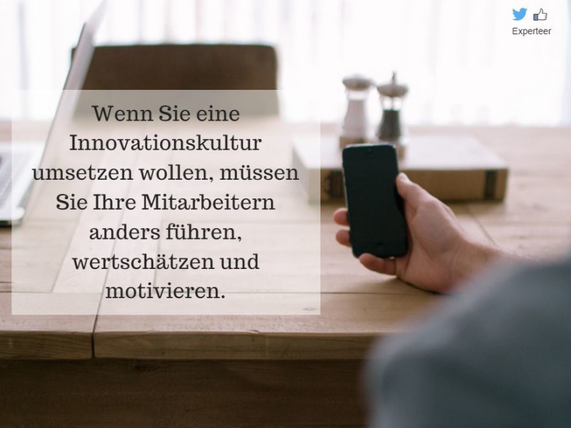 innovatives Denken