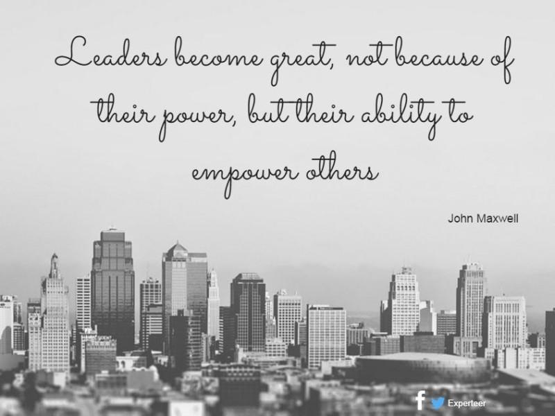 Kann Führungsverhalten erlernt werden