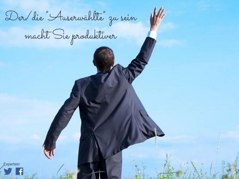 Produktivität Hawthorne-Effekt