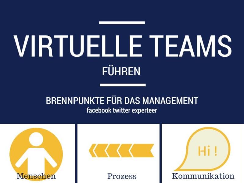 So leiten Sie erfolgreich ein virtuelles Team