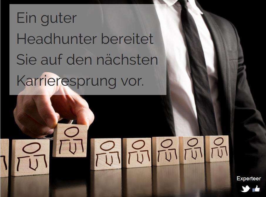 5 Gruende_Headhunter Karriere-Mentoren