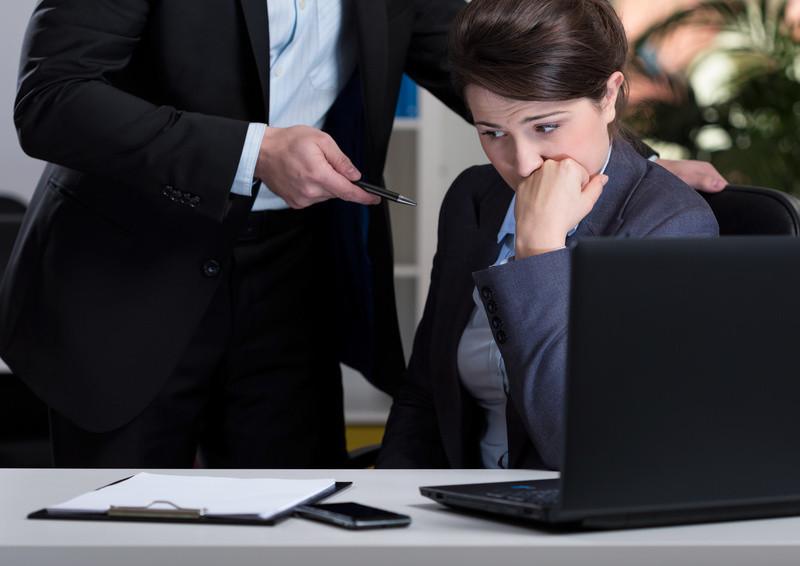 Fehlverhalten von Mitarbeitern händeln