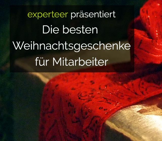 Die Besten Weihnachtsgeschenke : die besten weihnachtsgeschenke f r mitarbeiter experteer magazin ~ Sanjose-hotels-ca.com Haus und Dekorationen