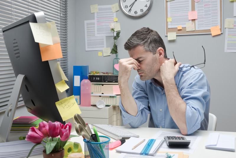 Was zu tun ist, wenn Mitarbeiter weinen