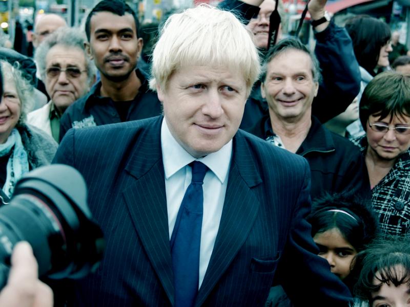 Boris Johnson over promising