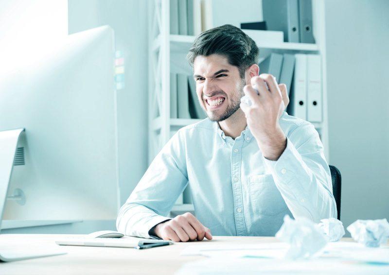 Schwierige Mitarbeiter und ihr Verhalten