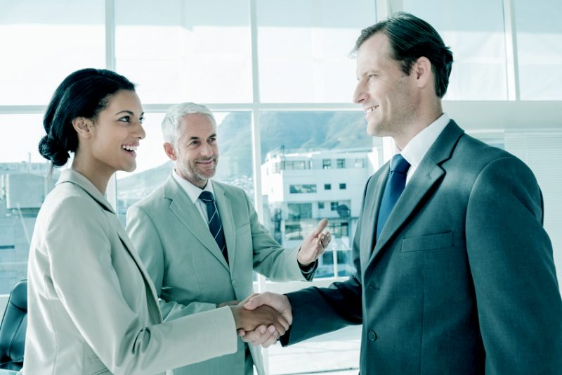 Kundenbindung GKM Recruitment