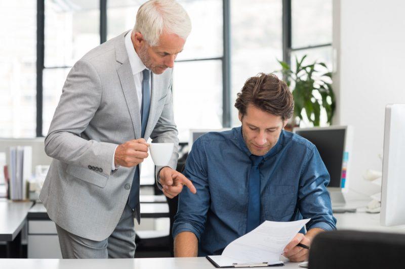 Serie Arbeitsrecht Haftung Am Arbeitsplatz