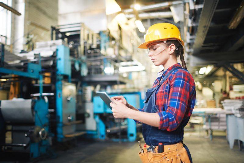 Frauen im MINT-Sektor