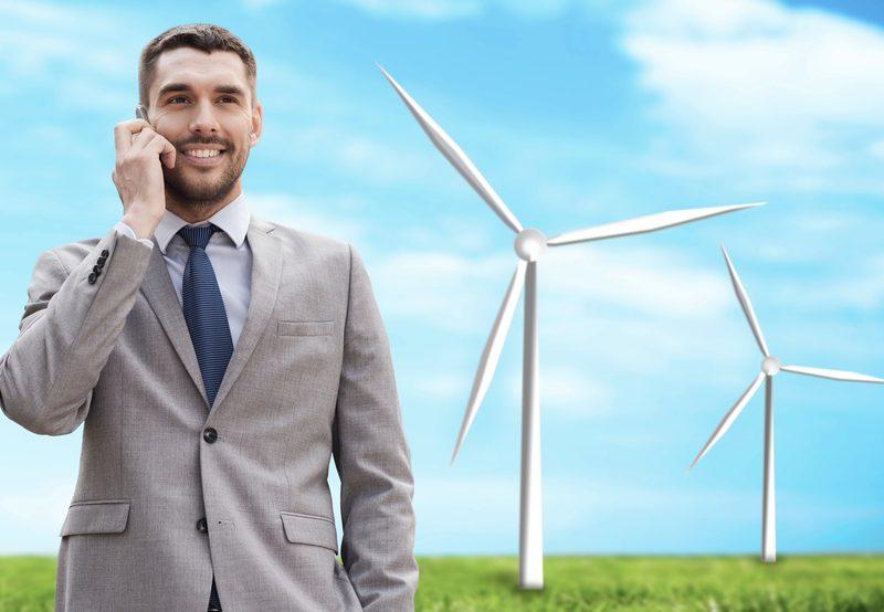 Wachstumsmarkt Windenergie