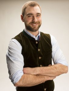 Martin Prankl ist Inhaber einer Werbeagentur mit Schwerpunkt PR und bezeichnet sich selbst als Oberbayer. Sein Tipp fürs Casual Networking: Seien aSie authentisch!
