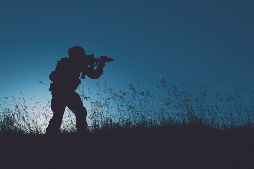 Karriere in der Waffenindustrie