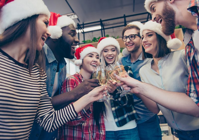 Weihnachtsfeier als Karrierekiller