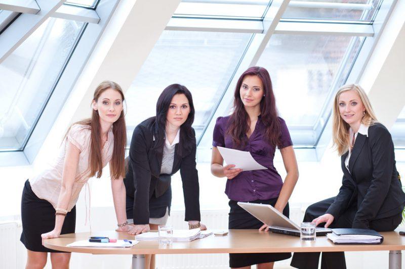Karrierechancen für Frauen im IT-Sektor: Beste Aussichten