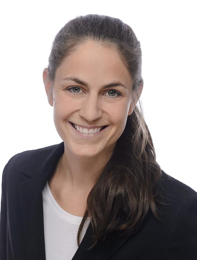 Lisa Ernst, Teamleiterin IT bei MINT Solutions