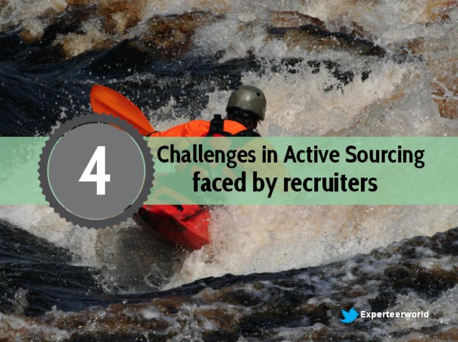 4 Herausforderungen Von Recruitern Beim Active Sourcing Experteer
