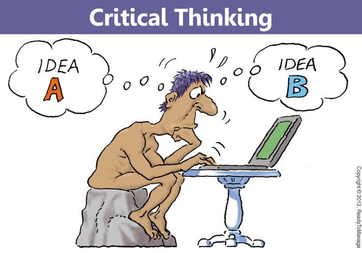 Kritisches Denken macht Sie zur Spitzenkraft von morgen