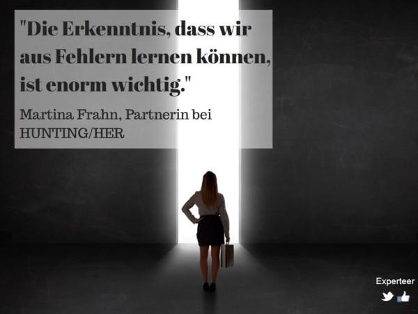 Frauen im Management - Berufliche Umwege als Chancen begreifen